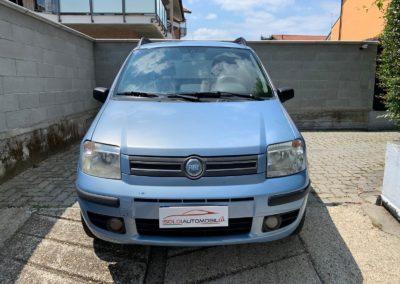 Fiat Panda Dynamic 2008 metano