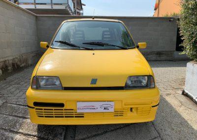 Fiat cinquecento sporting prima serie