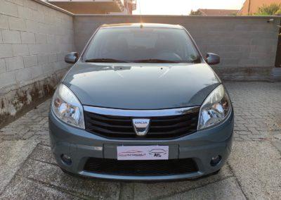 Dacia sandero 1.2 a gpl