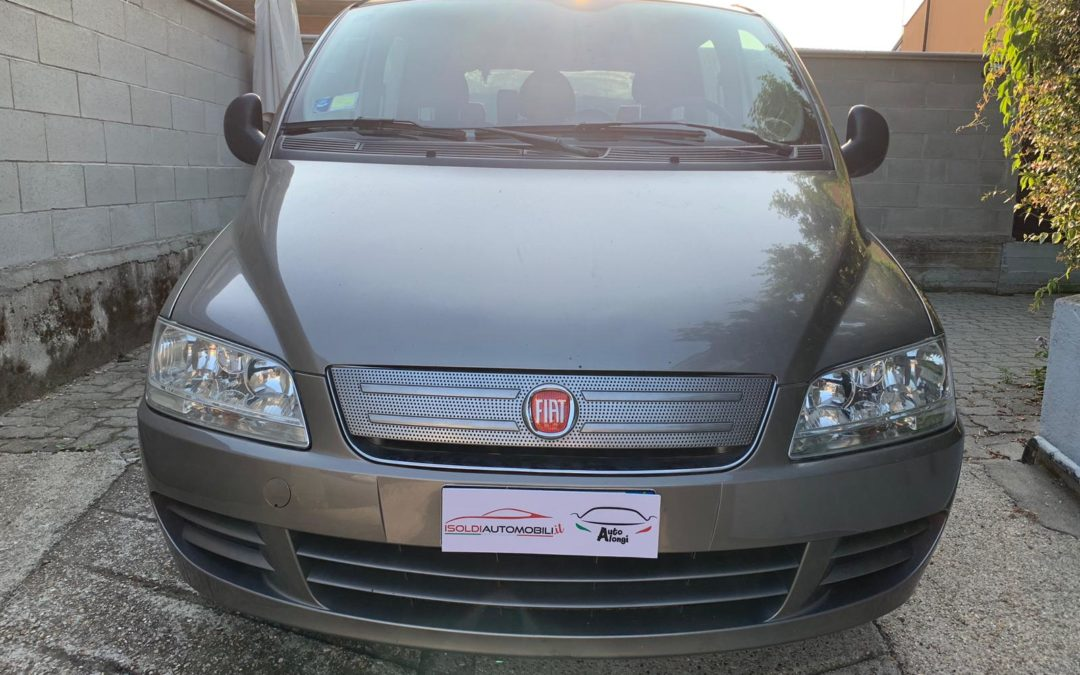 Fiat Multipla emotion 2008 a metano