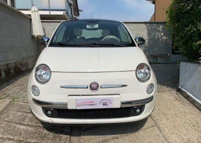 Fiat 500 Lounge 2010 1.2cc