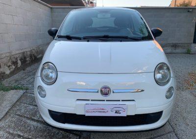 Fiat 500 pop 2010
