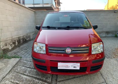 Fiat Panda GPL 2010