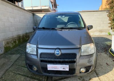 Fiat Panda 100HP 88.000km!