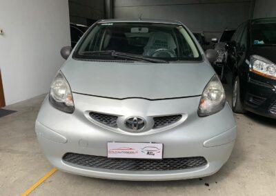 Toyota aygo 2007 benzina