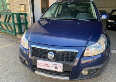 Fiat sedici 1.6cc 4×4 Benzina