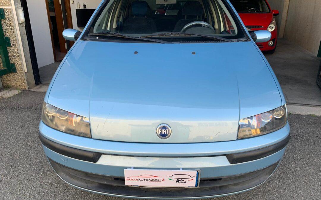 Fiat punto 5 porte gpl